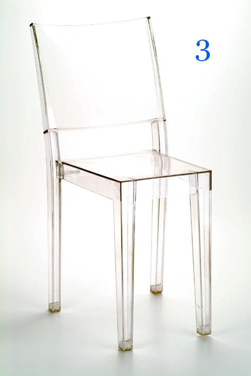 Beautiful sedie pieghevoli trasparenti pictures - Sedia trasparente economica ...